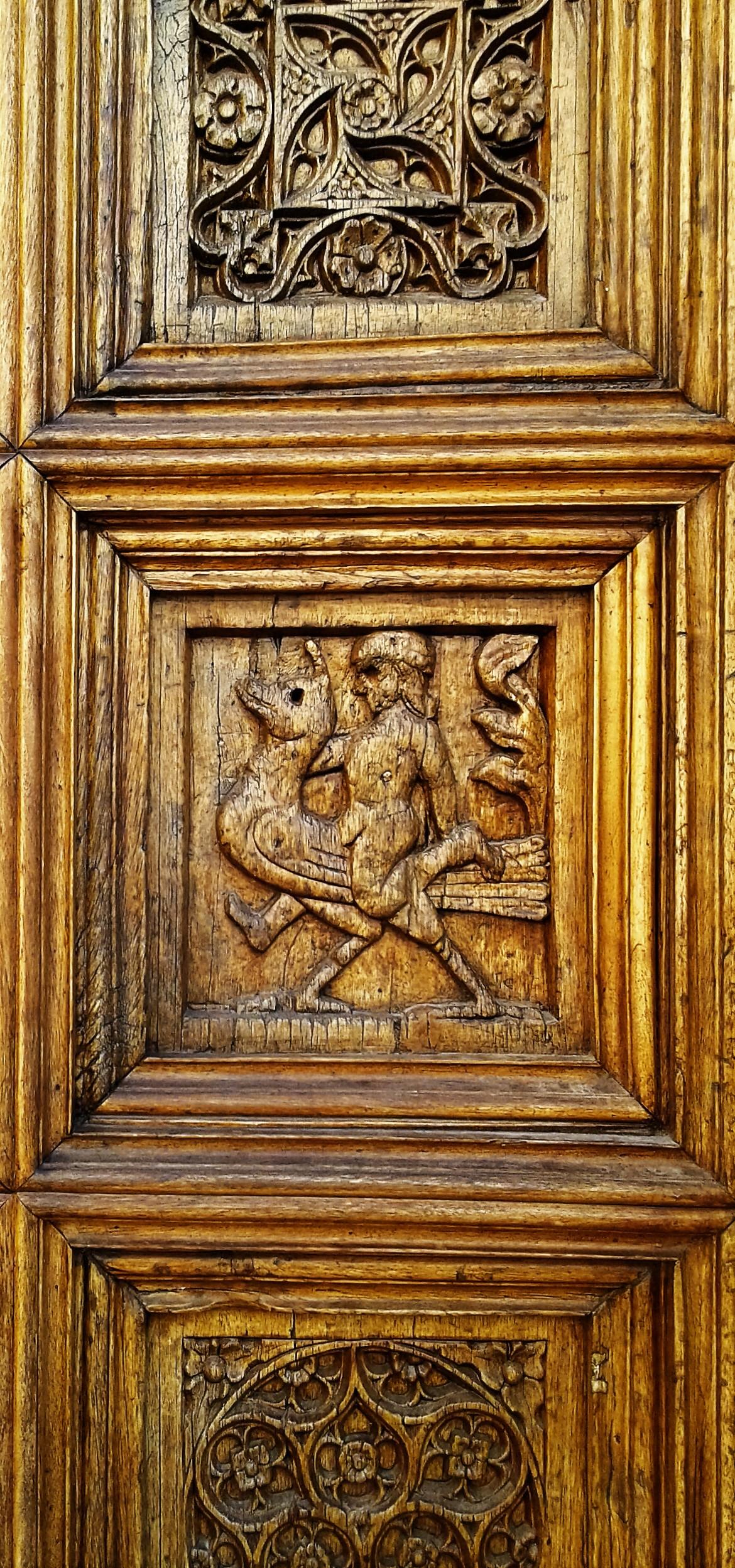portale Chiesa San Francesco - Potenza