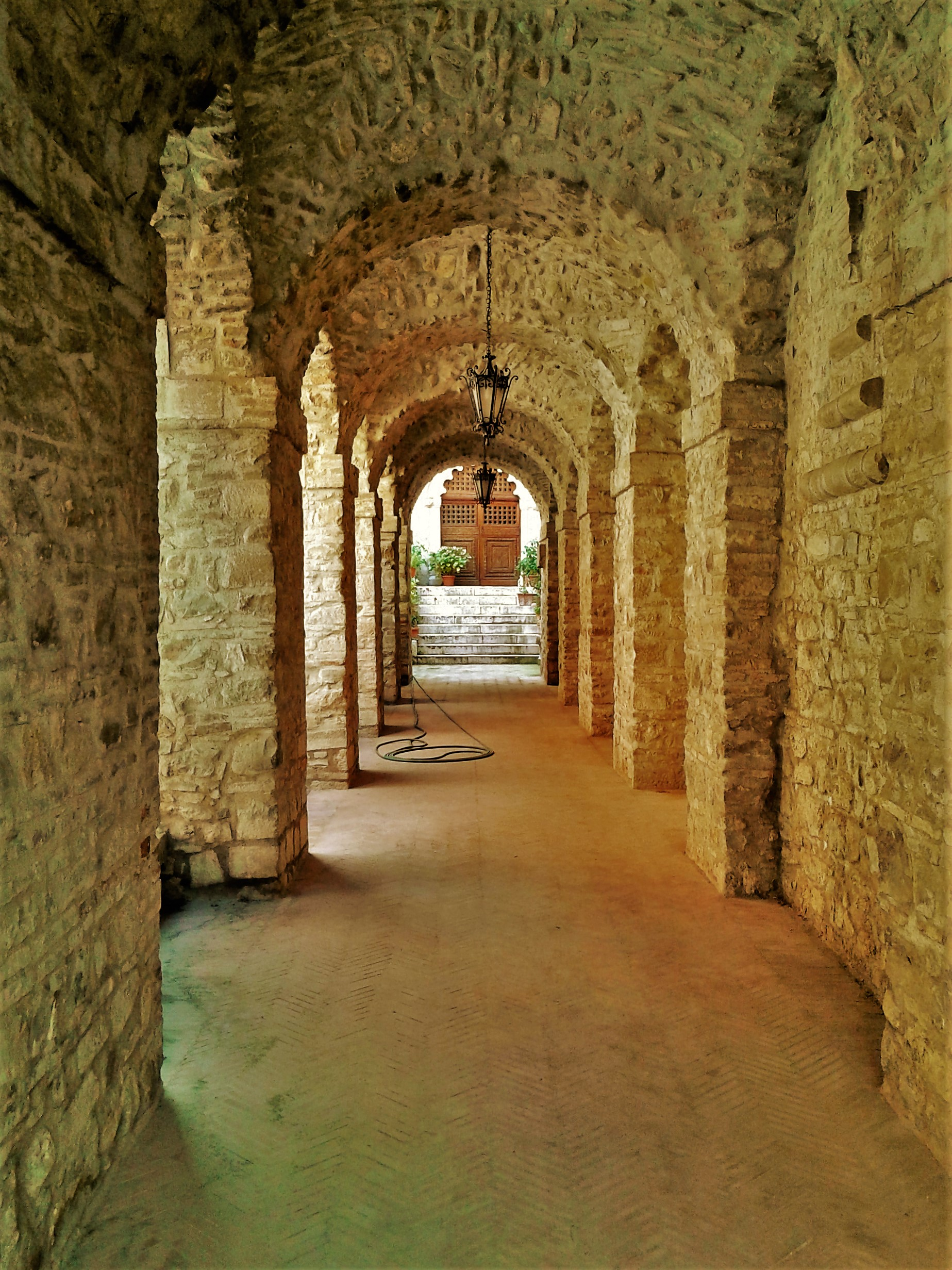 Chiostro Chiesa San Francesco - Potenza