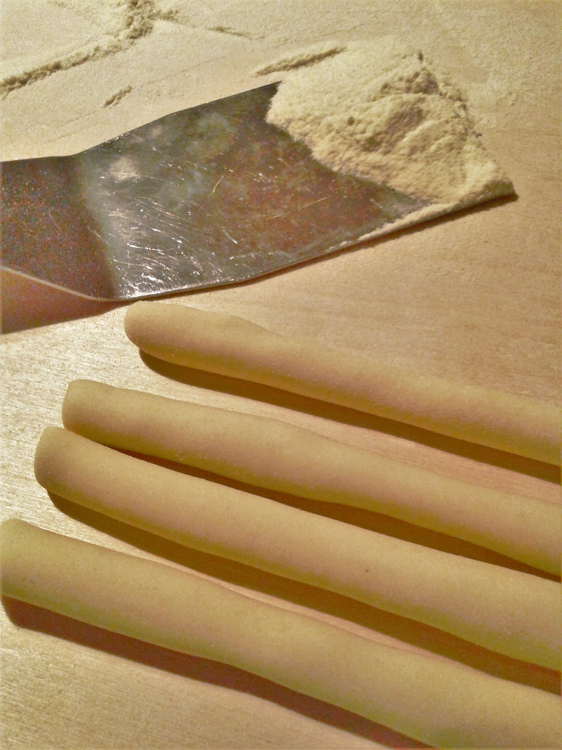 Cordoni di pasta